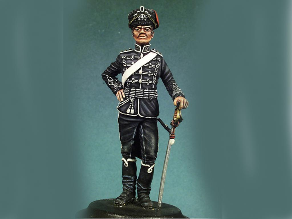Husar de la Muerte Prusia (Vista 1)