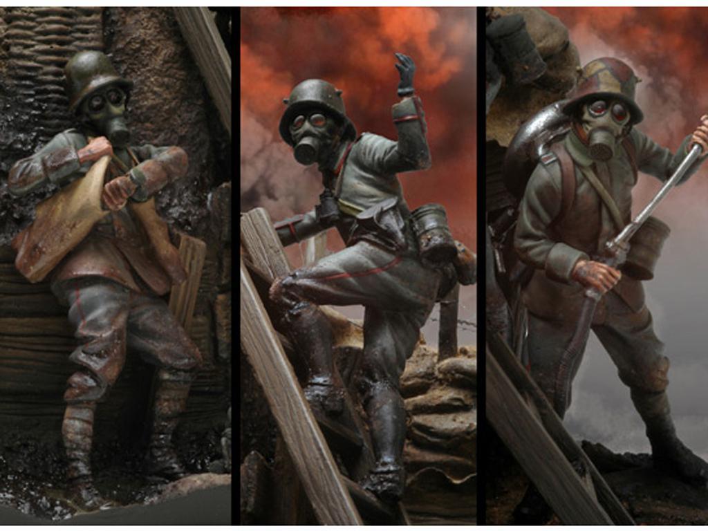Trinchera 1916-1918 (Vista 3)