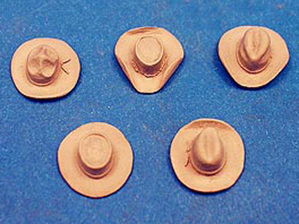 Sombreros vaqueros (Vista 1)