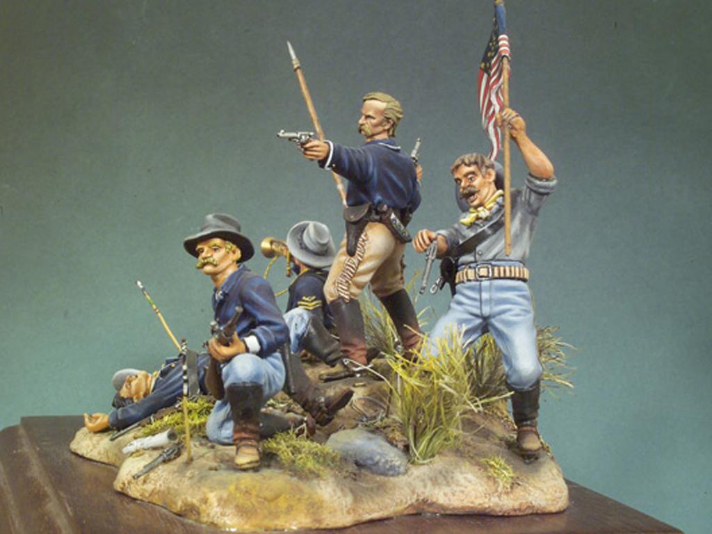 La Ultima batalla de Custer (Vista 3)