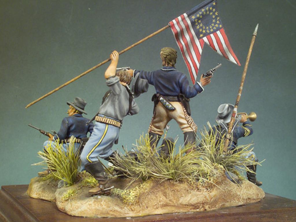 La Ultima batalla de Custer (Vista 4)