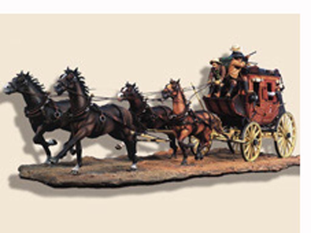 La Diligencia 1880 (Vista 1)