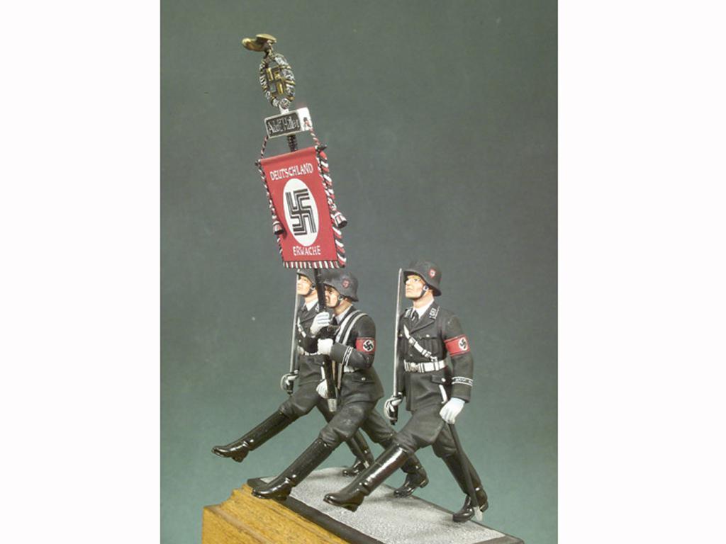 Desfile Leibstandarte SS A.H. (Vista 1)