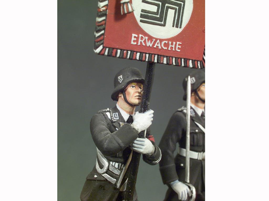 Desfile Leibstandarte SS A.H. (Vista 2)