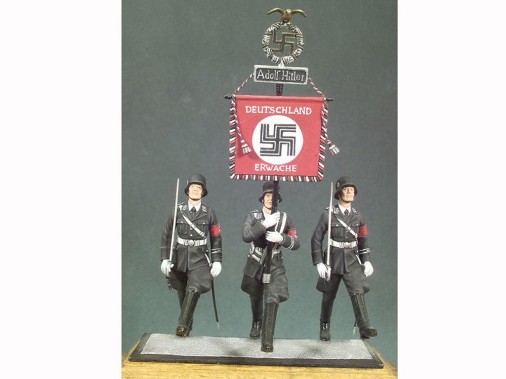 Desfile Leibstandarte SS A.H. (Vista 3)