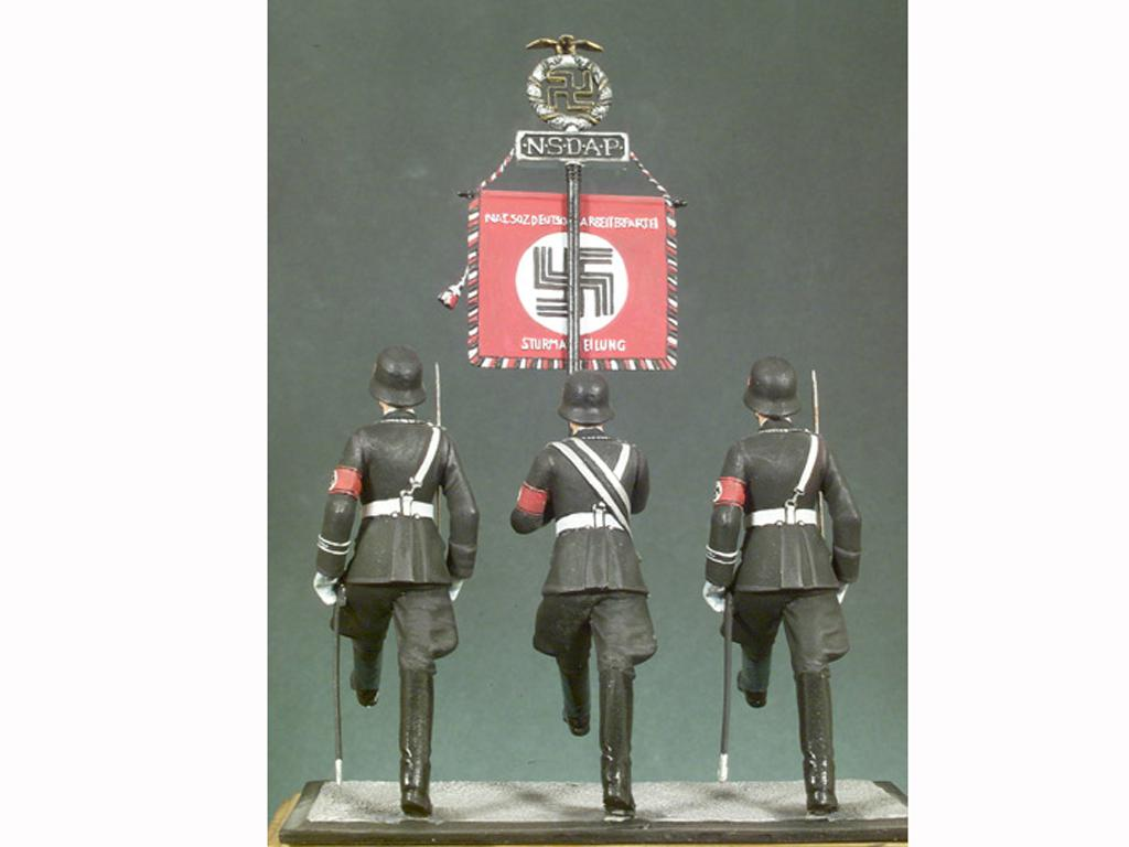 Desfile Leibstandarte SS A.H. (Vista 4)
