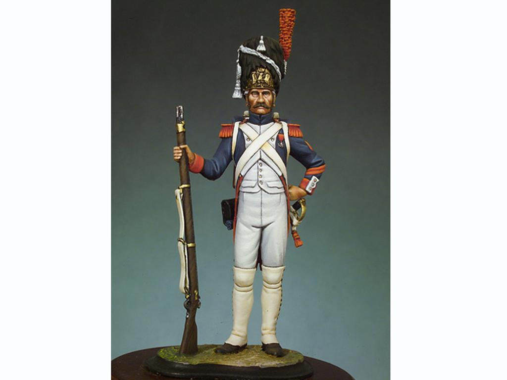 Granadero Guardia Imperial (Vista 1)