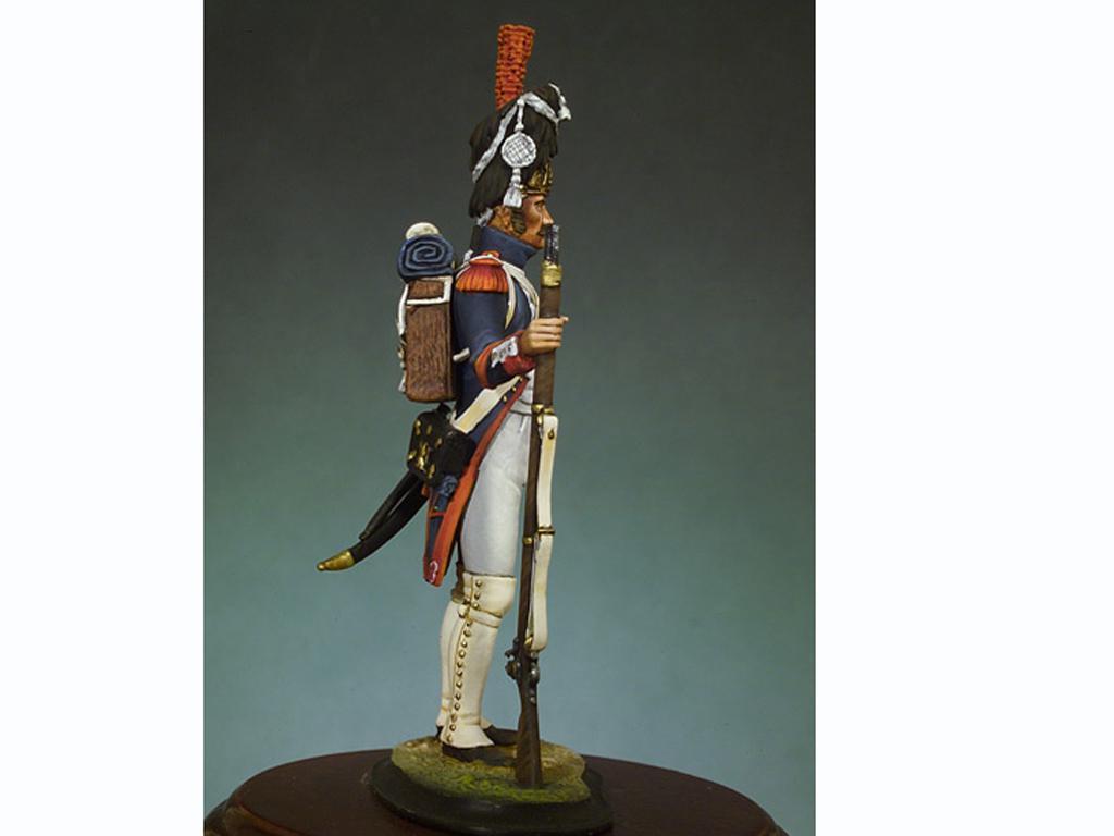Granadero Guardia Imperial (Vista 4)