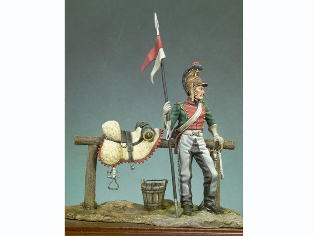 Lancero Francés 1812 (Vista 1)