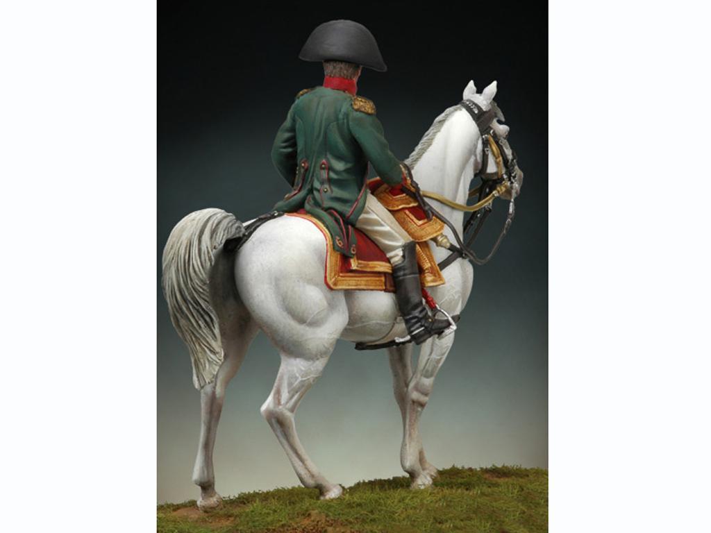 Napoleon a caballo, Friedland 1807 (Vista 3)