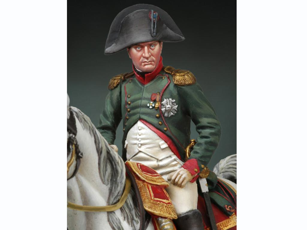 Napoleon a caballo, Friedland 1807 (Vista 4)