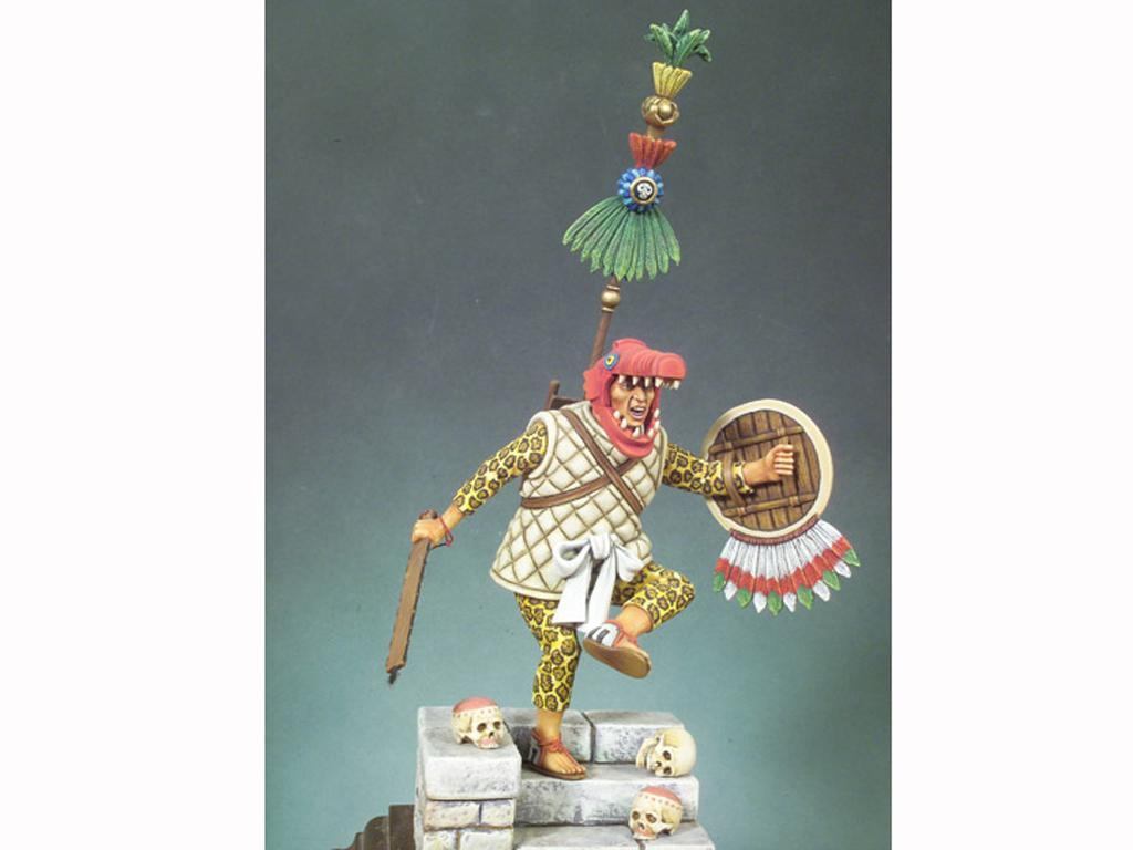 Capitán Azteca 1521 (Vista 1)