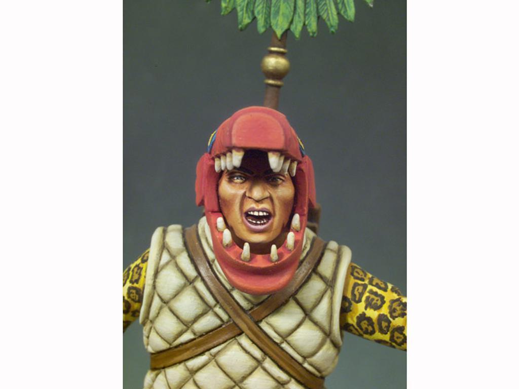 Capitán Azteca 1521 (Vista 3)