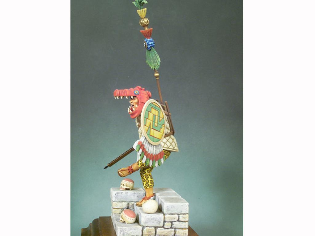 Capitán Azteca 1521 (Vista 4)