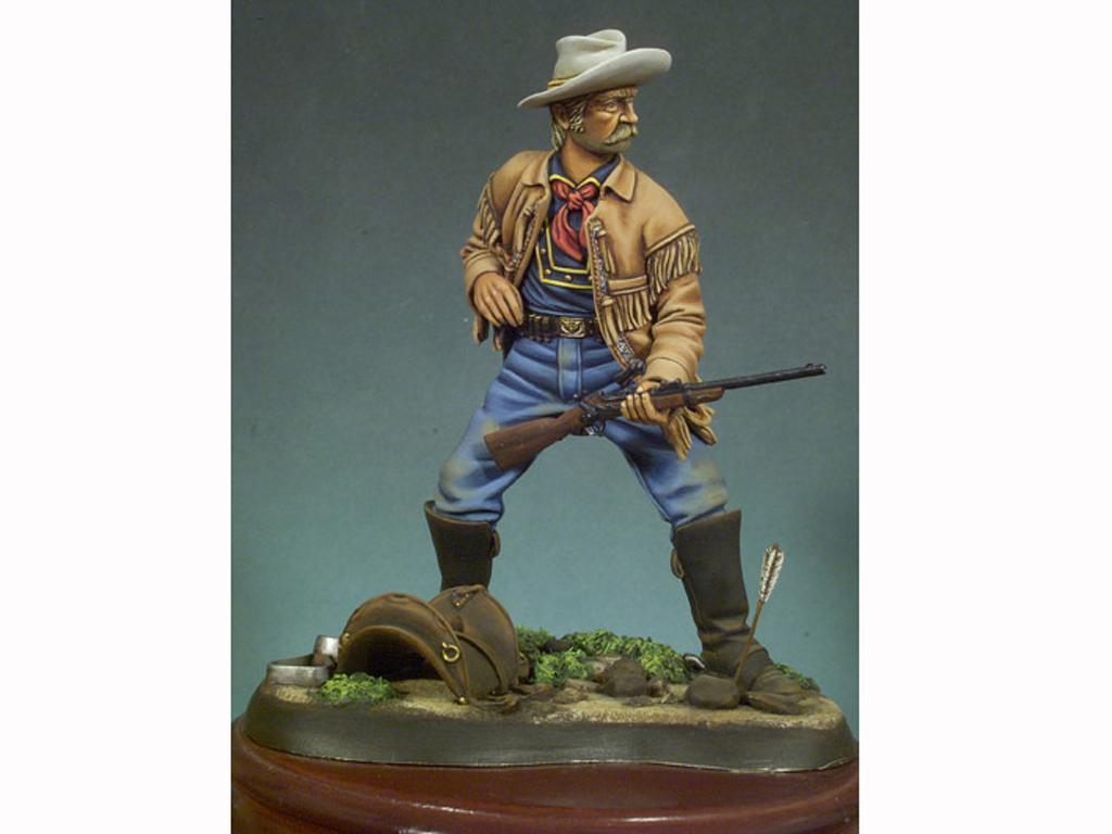 Oficial de caballería E.U. 1876 (Vista 1)