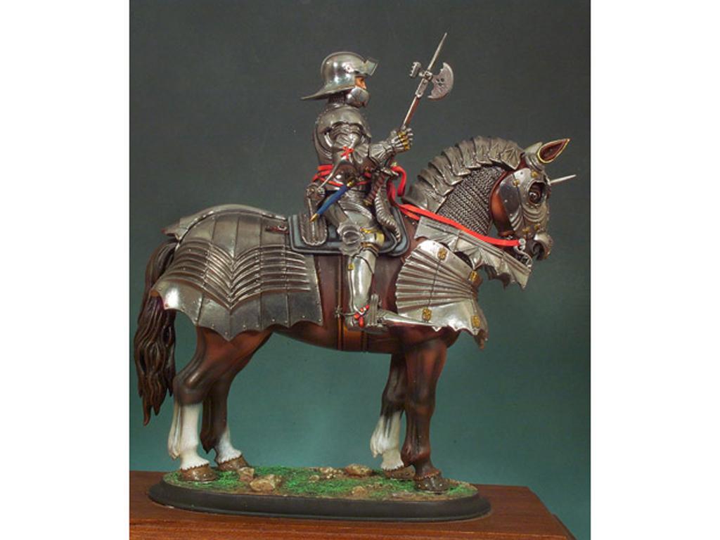 Caballero Gótico Alemán (Vista 1)