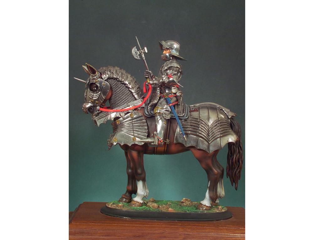 Caballero Gótico Alemán (Vista 2)