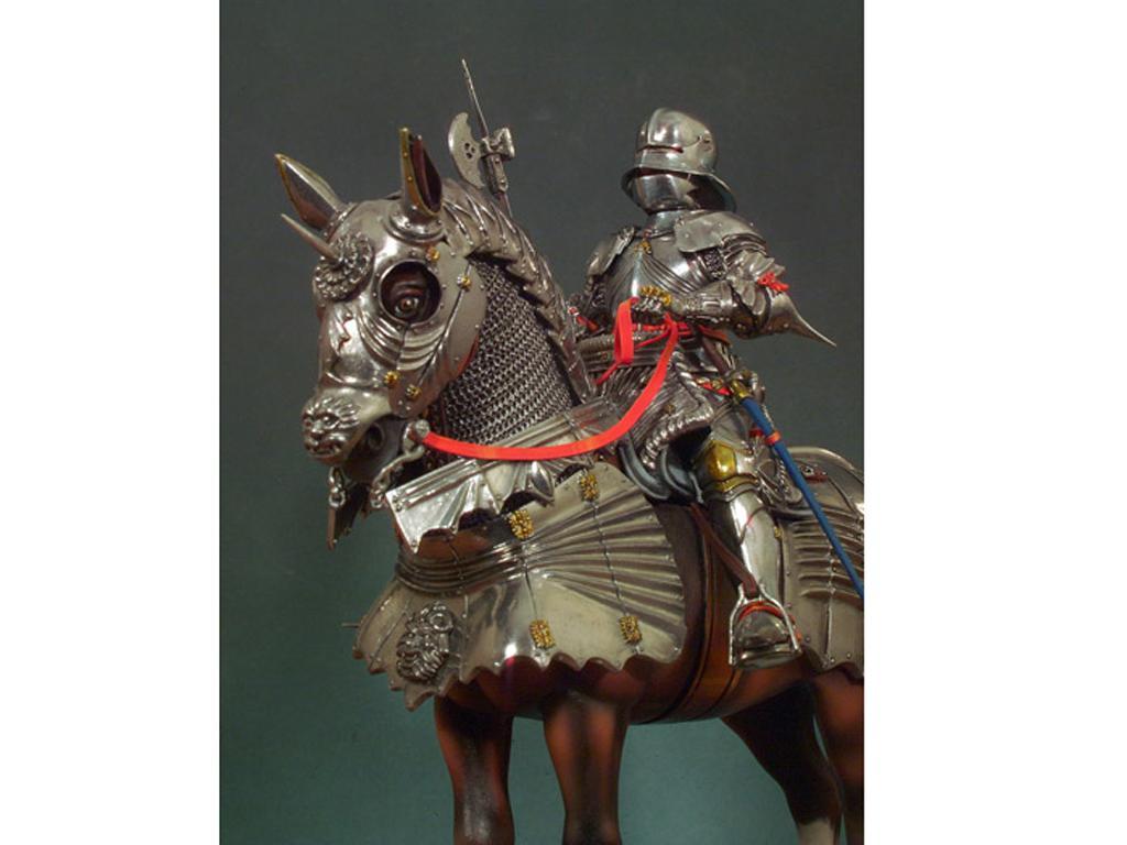 Caballero Gótico Alemán (Vista 3)