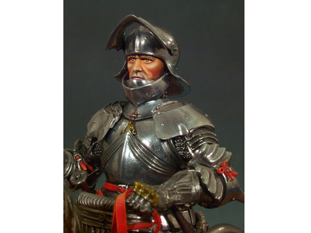 Caballero Gótico Alemán (Vista 4)