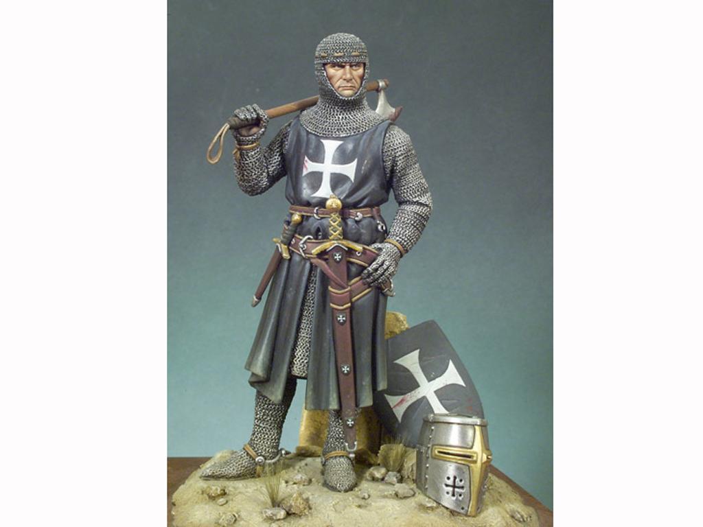 Caballero c.1300 (Vista 1)