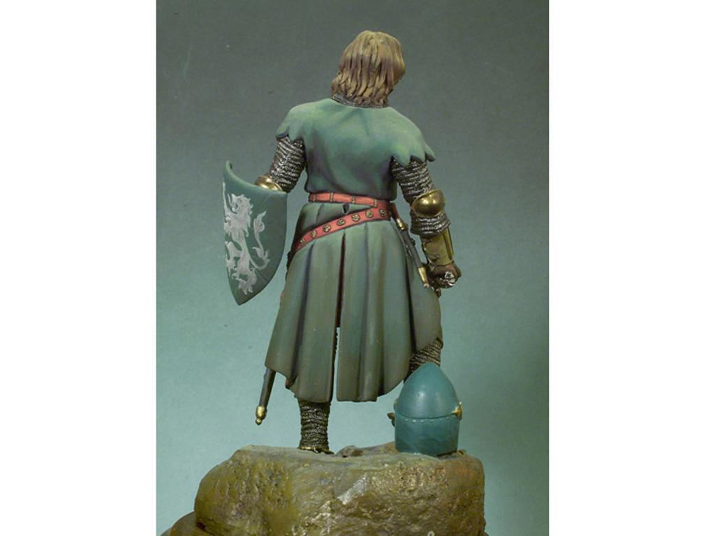 Caballero Medieval, 1.320 (Vista 4)