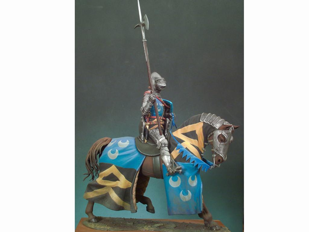 Caballero Montado, 1.400 (Vista 1)