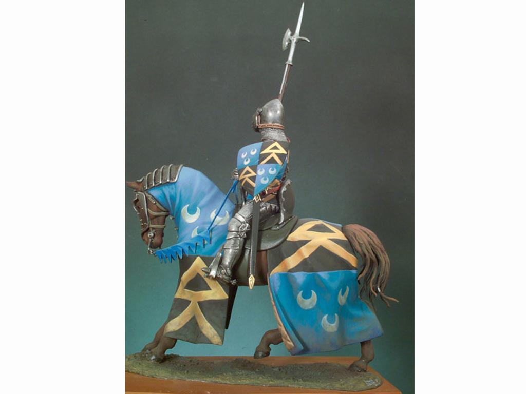 Caballero Montado, 1.400 (Vista 2)