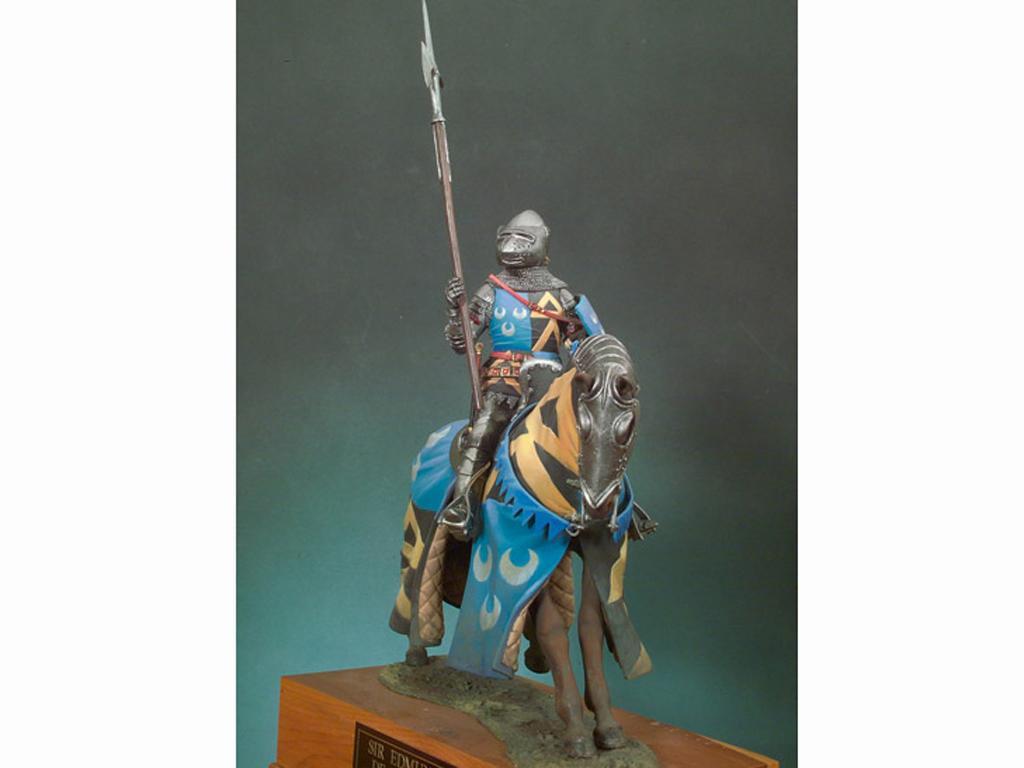 Caballero Montado, 1.400 (Vista 3)