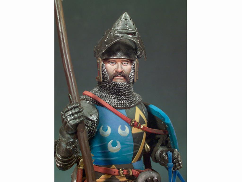 Caballero Montado, 1.400 (Vista 4)