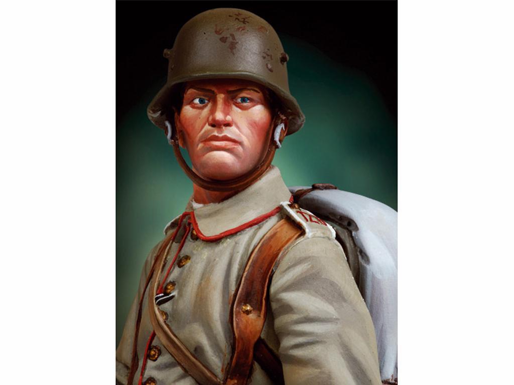 Infante Prusiano, 1916 (Vista 2)