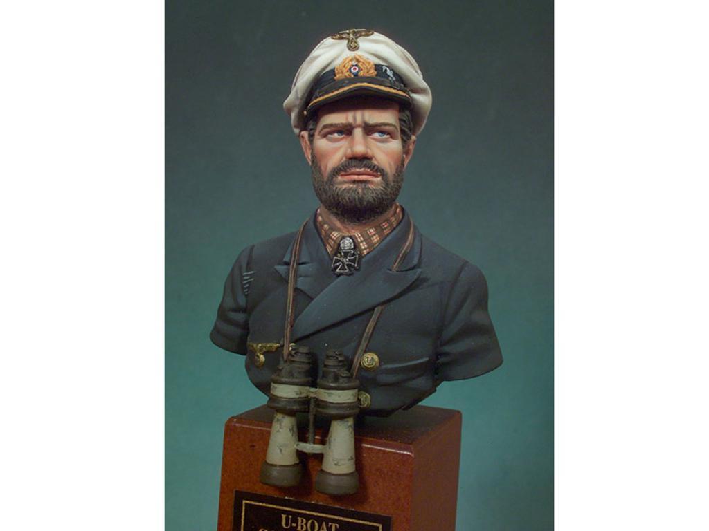 Comandante de U-Boat (Vista 1)
