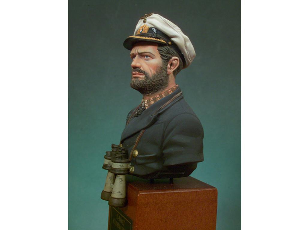 Comandante de U-Boat (Vista 2)
