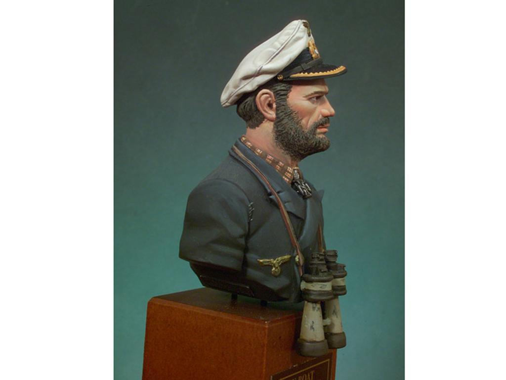 Comandante de U-Boat (Vista 3)