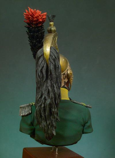 Jefe de Escuadron, Dragones 1810-12 (Vista 4)