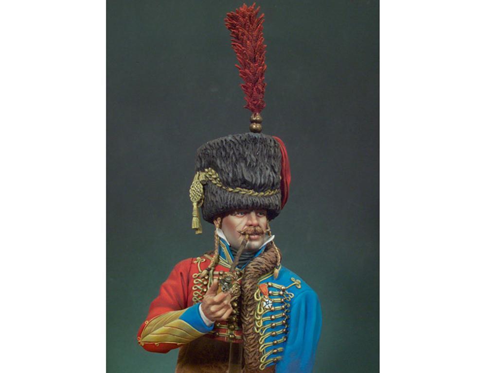 Oficial Husar Frances 1800-1810 (Vista 1)