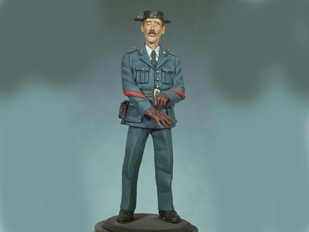 Guardia Civil, 1975 (Vista 1)