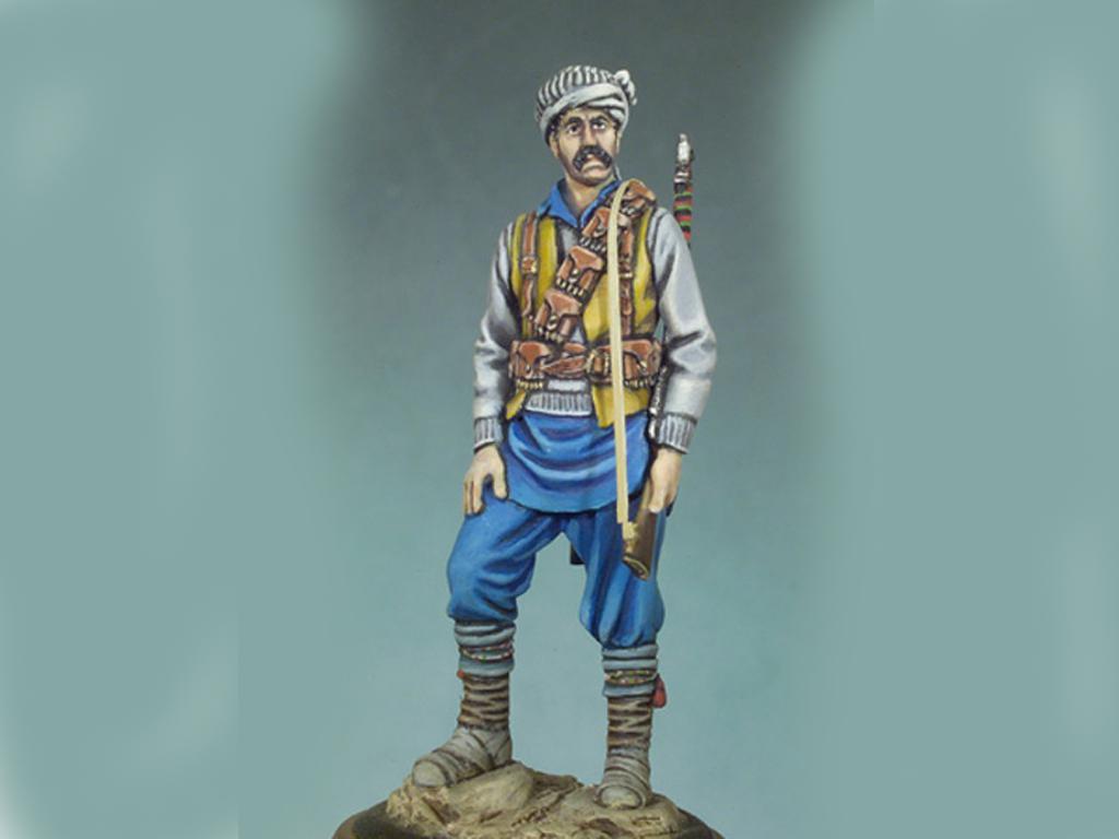 Guerrillero Afgano 1981 (Vista 1)