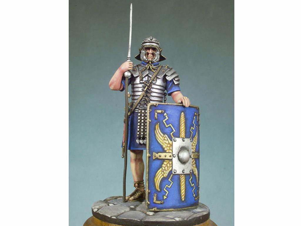 Legionario romano 125 AC (Vista 1)