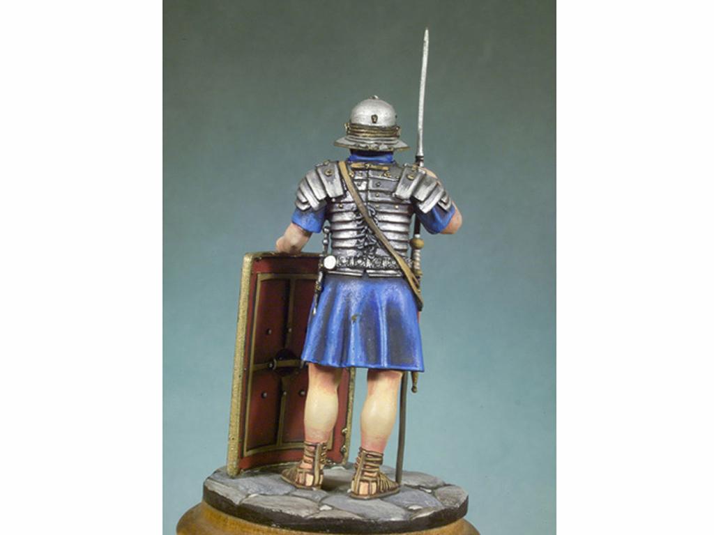 Legionario romano 125 AC (Vista 2)