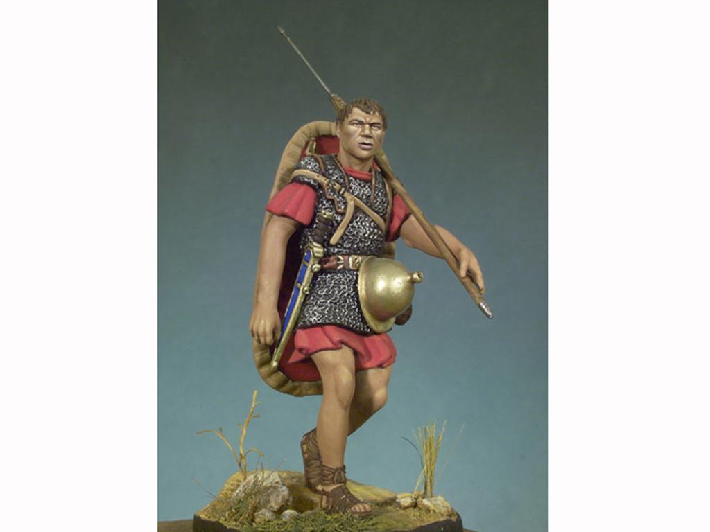 Soldado Romano en marcha (Vista 1)