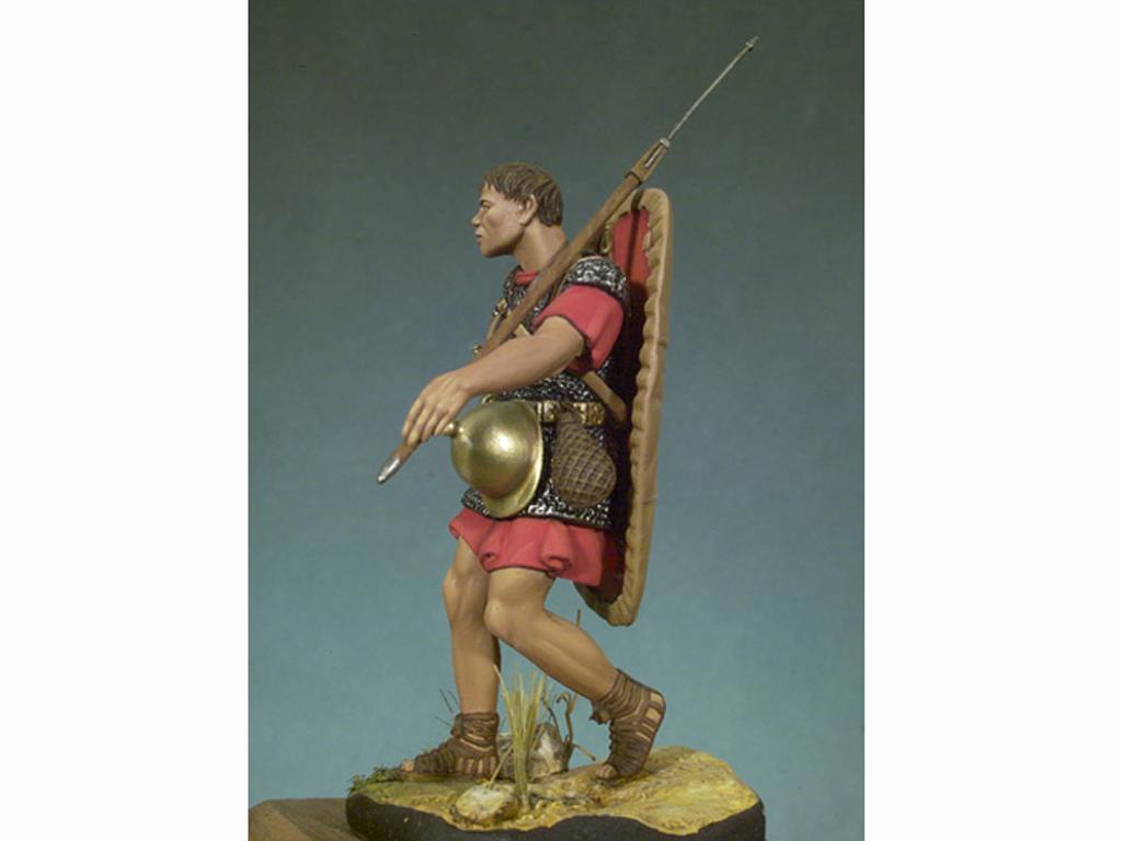 Soldado Romano en marcha (Vista 2)