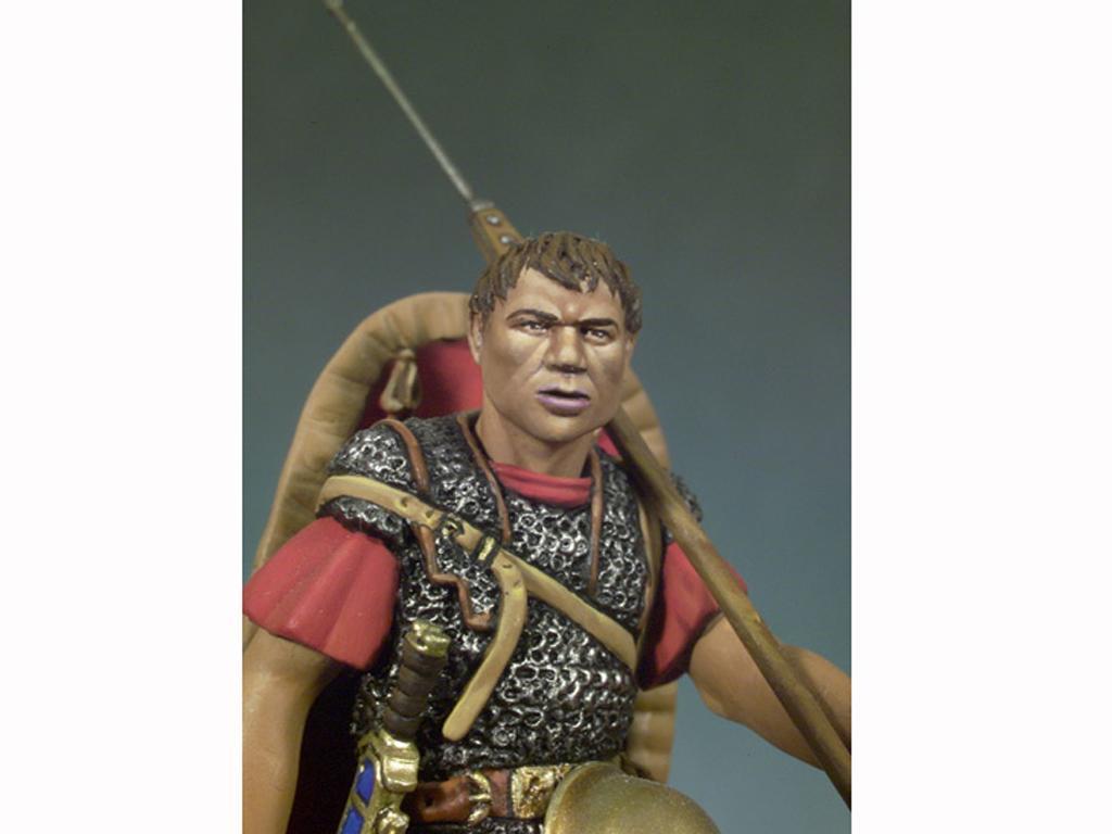 Soldado Romano en marcha (Vista 3)
