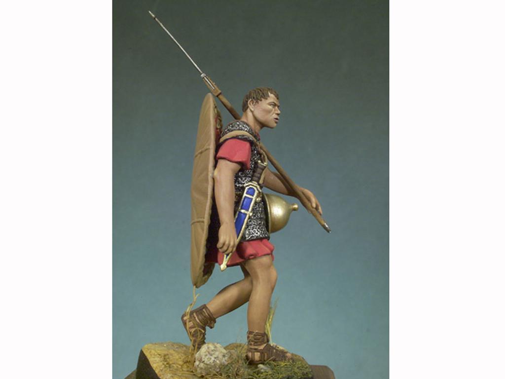 Soldado Romano en marcha (Vista 4)