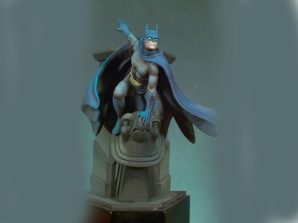 El Caballero Oscuro (Vista 1)