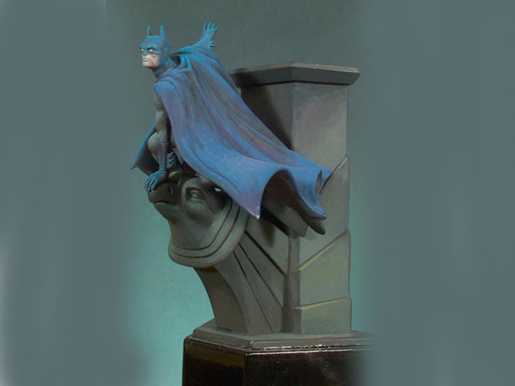 El Caballero Oscuro (Vista 4)