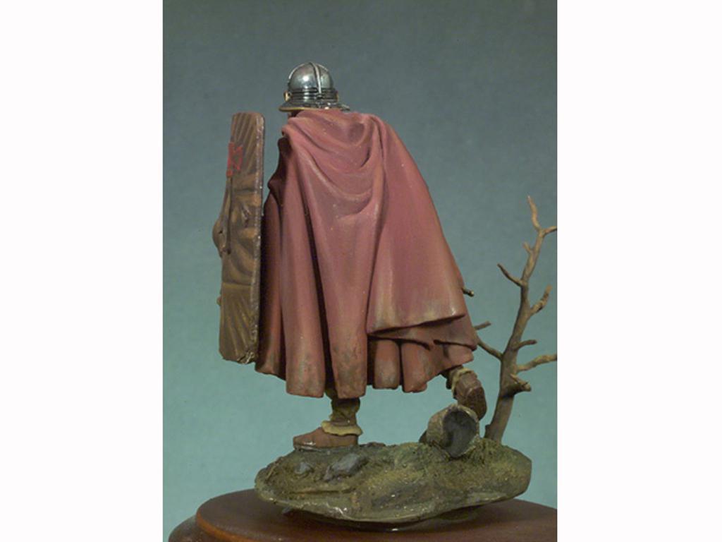 Soldado Romano Avanzado (Vista 4)