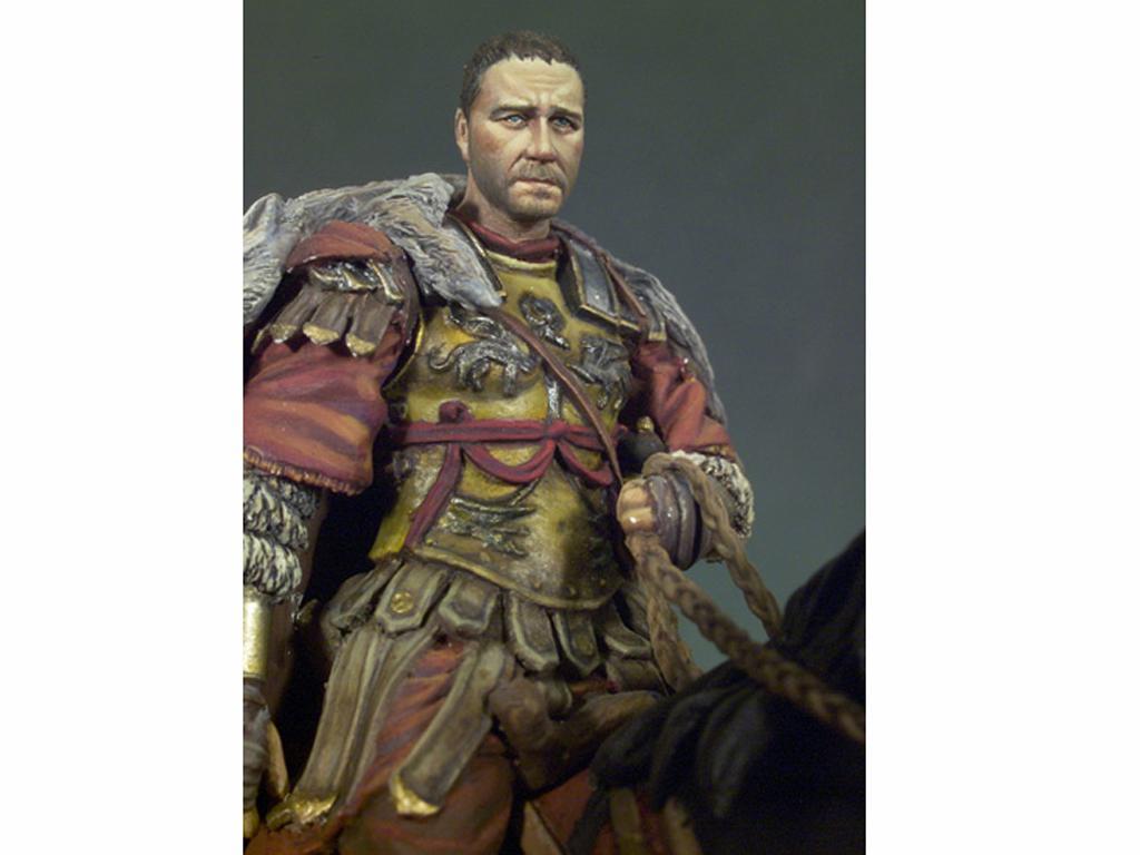 General Romano a caballo 180 d.C. (Vista 3)