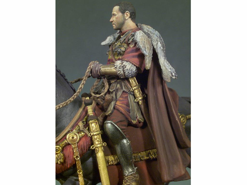 General Romano a caballo 180 d.C. (Vista 4)