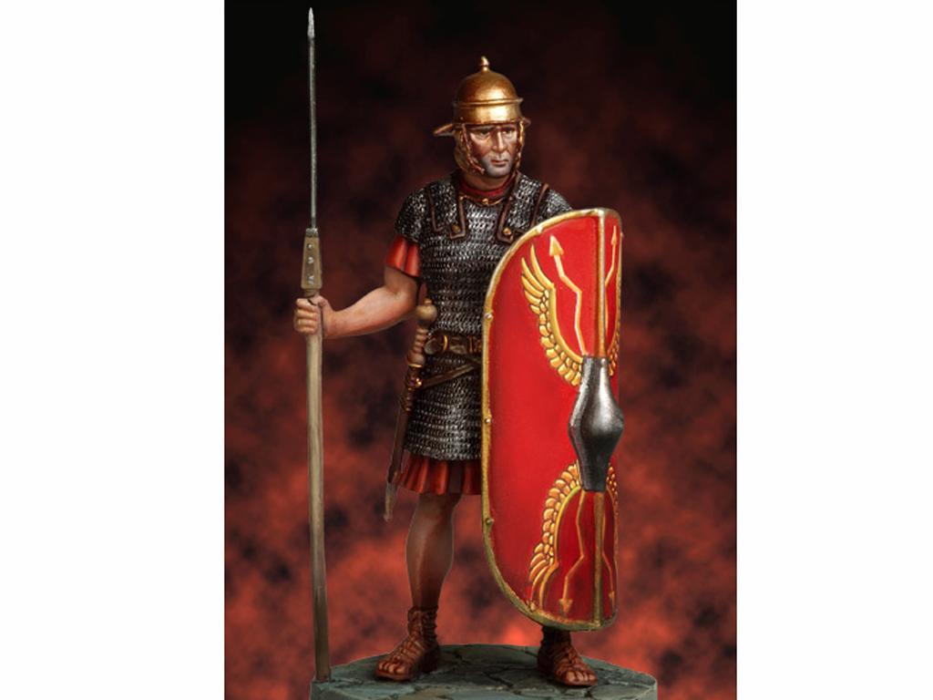Soldado Romano republicano, 31 A.C. (Vista 1)