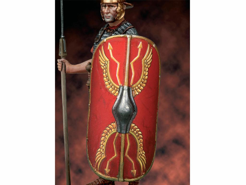 Soldado Romano republicano, 31 A.C. (Vista 2)
